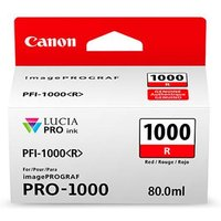 Canon PFI-1000R Red Original Ink Cartridge