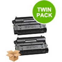 TWINPACK: Panasonic UG-3313 Remanufactured Black Toner Cartridge
