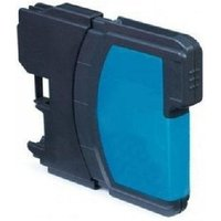 Brother LC1100HYC Cyan High Capacity Compatible Printer Ink Cartridge