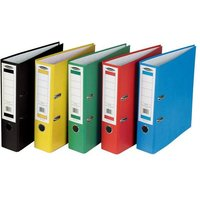 Concord (A4) Classic Lever Arch File Printed Lining Capacity 70mm Assorted [Pack 10]