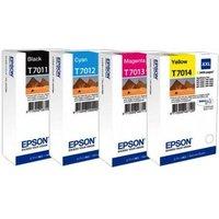 Epson WorkForce Pro WP-4095 DN 6 Printer Ink Cartridges