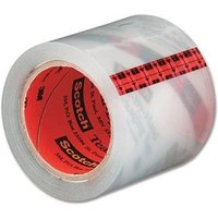 Scotch Tear-By-Hand (48mm x 16m) Packing Tape (Clear)