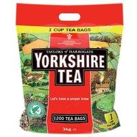 Yorkshire Tea Tea Bags [Pack 1200]