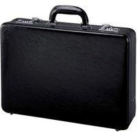 Alassio Attache Leather Case (Black)