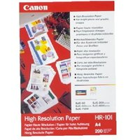 Canon HR-101 High Resolution Paper A4 106gsm (200 sheets)