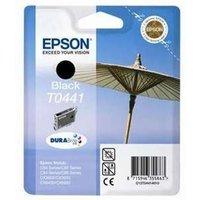 Epson T0441 (T044140) Black Standard Capacity Original Cartridge (Parasol)