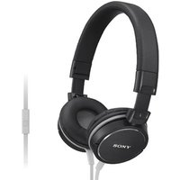 Sony Smartphone Capable Headphones Black