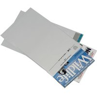 PostSafe LIGHTWEIGHT (C4) Peel and Seal Polythene Envelope (Opaque) Pack of 100
