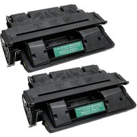 TWINPACK: Canon EP52 Remanufactured Black Toner Cartridge