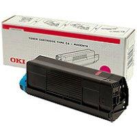 OKI 42804514 Original Magenta Toner Cartridge