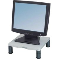 Fellowes Standard Monitor Riser (Platinum/Graphite) for 21 inch Monitor