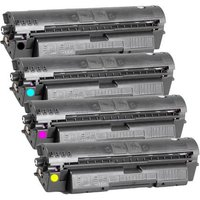 1 Full Set of Canon EP-83BK and 1 x Colour Set EP-83C/M/Y (Remanufactured) Toner Cartridges
