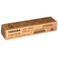 Toshiba T281CEM Magenta Original Toner
