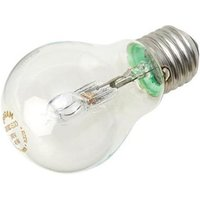 Halogen Energy Saving Light Bulb GLS Screw Fitting 46W Clear