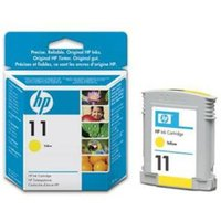 HP 11 Yellow Original Cartridge