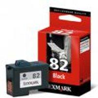 Lexmark No.82 Black High Resolution Ink Cartridge