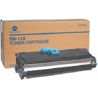 Konica Minolta TN113 Black Original Toner Cartridge (4518-601)