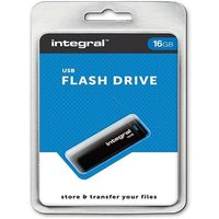 Integral 16GB Black USB Flash Drive