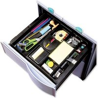 Drawer Organiser Tray (Black)