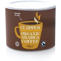 Clipper Fairtrade (500g) Organic Arabica Coffee