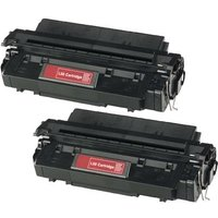 TwinPack: Canon L50 Remanufactured Black Toner Cartridge