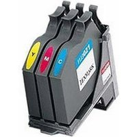 Lexmark 11J3010 Colour Original Printhead inc Colour Ink Cartridge