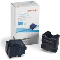 Xerox 108R00931 Cyan Original 2 Sticks Ink Cartridge (8570)
