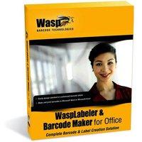 Wasp Labeler & Barcode Maker for Office (1 User License)