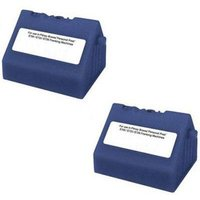 Compatible Multipack Pitney Bowes E725 Printer Ink Cartridges (2 Pack) -E74092001