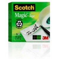 Scotch Magic Tape Invisible 19mmx33m Matt 8101933