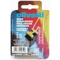 Olivetti B0043 Colour Original Ink Cartridge