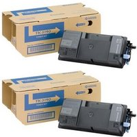 Original Multipack Kyocera ECOSYS M3660idn Printer Toner Cartridges (2 Pack) -1T02T60NL0