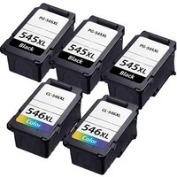 Compatible Multipack Canon Pixma iP2800 Printer Ink Cartridges (5 Pack) -8286B001