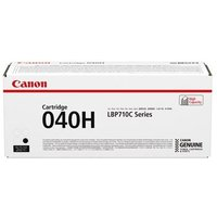 Canon 040HBK Black Original High Capacity Toner Cartridge