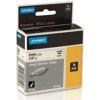 Dymo 18051 (S0718260) Original Label Tape (6mm x 1.5m) Black On White