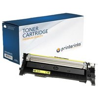 Compatible Yellow HP 117A Standard Capacity Toner Cartridge (Replaces HP W2072A)