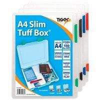 Tiger A4 Slim Tuff Box