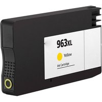 Compatible Yellow HP 963XL High Capacity Ink Cartridge (Replaces HP 3JA29AE)