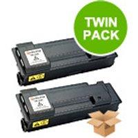 Compatible Multipack Kyocera FS-2020d Printer Toner Cartridges (2 Pack) -TK340
