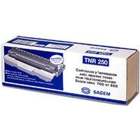 Sagem TNR250 Black Original Toner Cartridge