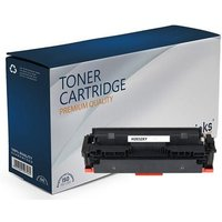 Compatible Yellow HP 415X High Capacity Toner Cartridge (Replaces HP W2032X)