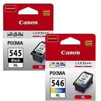 Original Multipack Canon Pixma TS3300 Printer Ink Cartridges (2 Pack) -8286B001