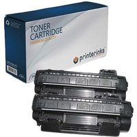 Compatible Multipack HP LaserJet P2055dn Printer Toner Cartridges (2 Pack) -CE505X