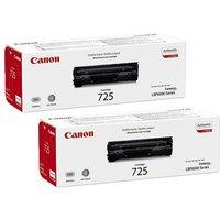 Original Multipack Canon i-SENSYS MF3010 Printer Toner Cartridges (2 Pack) -3484B002AA