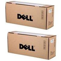 Original Multipack Dell B2360D Printer Toner Cartridges (2 Pack) -593-11167