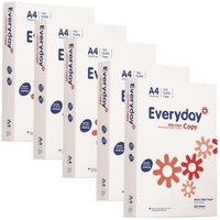 Everyday 70gsm A4 White Paper (5 Reams)