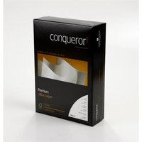Conqueror Paper Laid WM FSC4 A4 100gsm Brilliant White (500 Sheets)