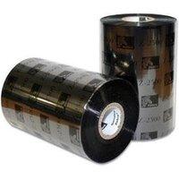Zebra 02300BK22045 Original Wax Printer Ribbon 2300 (220mm x 450m)