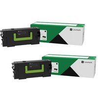 Original Multipack Lexmark MB2770adwhe Printer Toner Cartridges (2 Pack) -B282H00