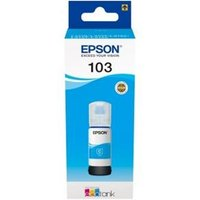 Epson 103 (T00S24A) Cyan Original Ink Bottle